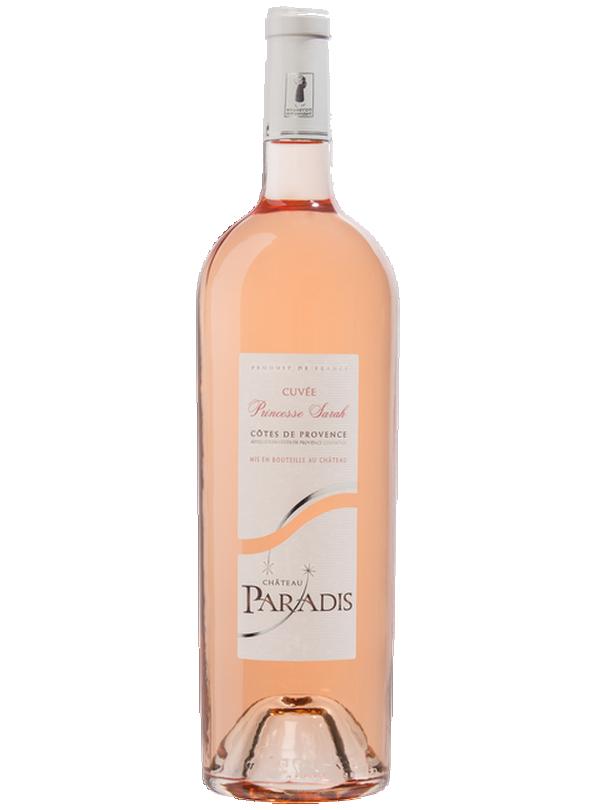 pack de 6 Princesse Castle personnalisé Bouteille Vin Labels