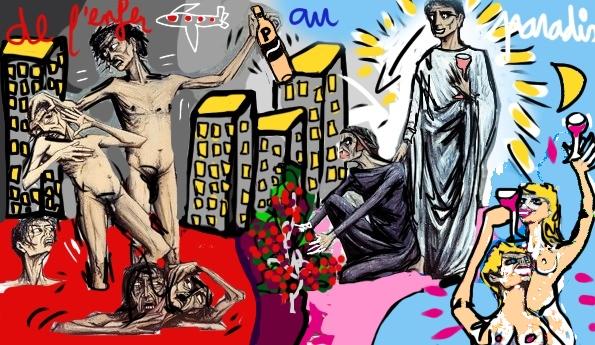 Art et Vin 2015 Ben Colibri
