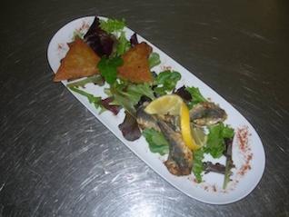Sardines à la Marocaine