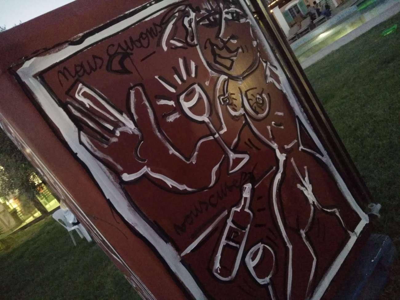 Soirée dégustation – Clôture Art&Vin 2018